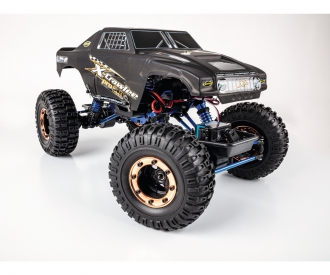 1:10 X-Crawlee Pro 2.0 100%RTR