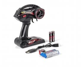 1:10 Night Racer 2.4GHz 100% RTR rot