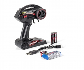 1:10 Night Racer 2.4GHz 100% RTR rot