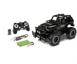 1:12 Jeep Wrangl.2.4G 100%RTR matt schwarz