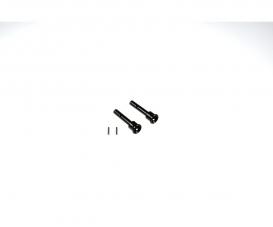 FY10 Radachse mit Pin, 2 Stück
