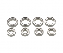 FY10 Destroyer Ball bearing, 8pcs