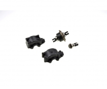 FY8/5 Driving Diff. Gear Set, complete