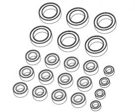 X10EB Ball Bearing Set