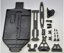 X10EB Chassis Plaits Replacementt Set