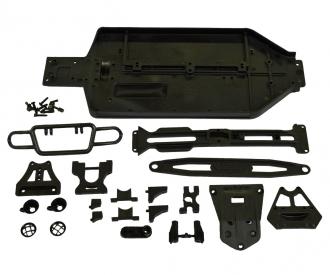X10ET Rock Warrior Chassis/Anbauteileset