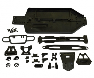 X10ET RockWarrior Chassis plates replace