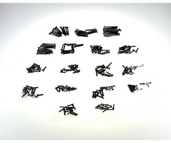 X-Crawlee pro Schrauben Set