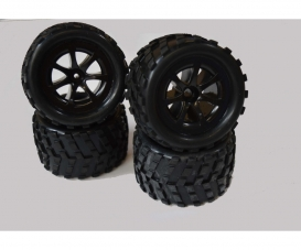 1:12 Wheel Set Truggy (4)