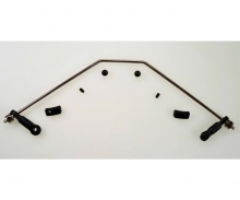 V4 Truggy Anti Roll Bar front