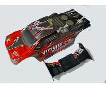V4 Truggy Body Set Truggy