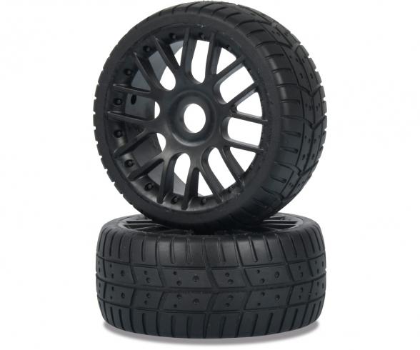 1:8 Reifen Set On-Road 4S 2St.