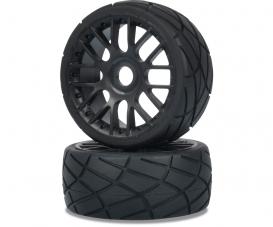 1:8 Reifen Set On-Road 6S 2St.