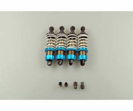 1:10 Alu Oil Damper Set (4) 62mm