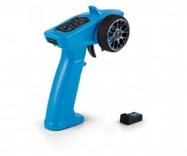 Reflex Wheel Start 2.4G Radio bleu