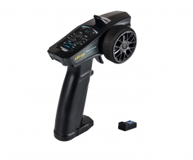 Reflex Wheel Start 2.4G Radio noir
