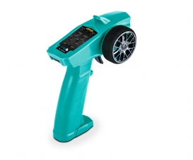 Reflex Wheel Start 2.4G Radio turquoise