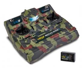 FS Reflex Stick II 2.4GHz 6CH Camouflage