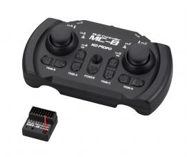 MC-8 2.4GHz MX-F TR set (w/MR-8)