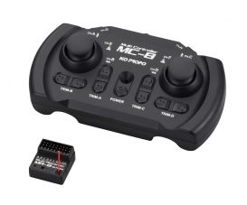 MC-8 2.4GHz MX-F TR set (w/MR-8)
