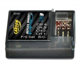 Reflex Wheel PRO 3 Recepteur 2.4 GHz