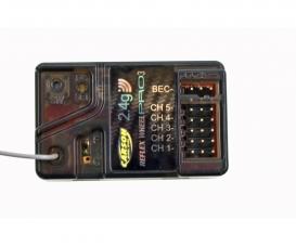 ReflexWheel PRO3 2.4GHz Recepteur BEC
