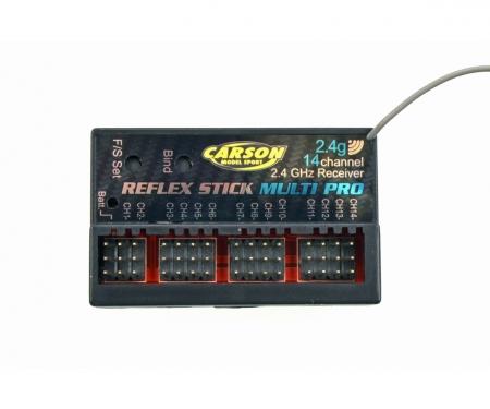 Empfäng. REFLEX Stick Multi Pro 14K 2.4G