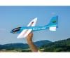 Wurfgleiter Airshot 490 blau