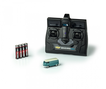 1:87 VW T1 Bus Kastenwagen 2.4G 100% RTR
