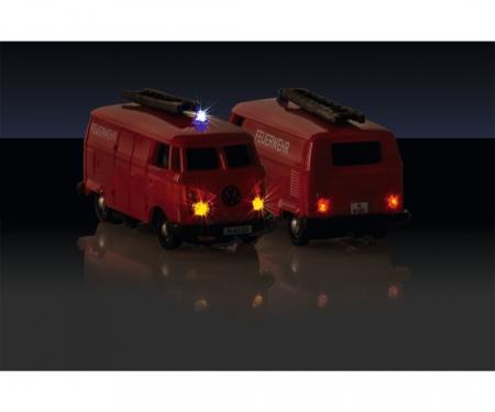 1:87 VW T1 Kastenwag. Feuerwehr 2.4G RTR