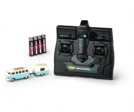 1:87 VW T1 Samba Bus a.remorque 2.4G