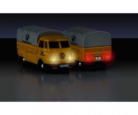 1:87 VW T1 Bus Dt.Bund.post 2.4G 100%RTR