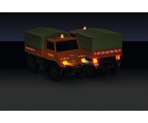 1:87 MB Unimog U400 Kommunal 100% RTR