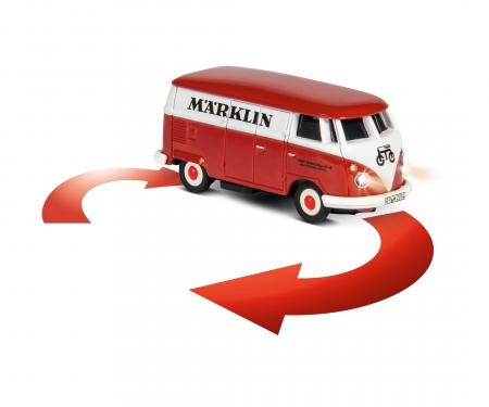 1:87 H0 VW Bus T1 Märklin m.Niederbordw.