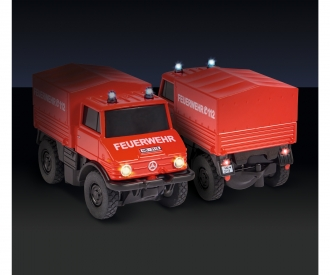 1:87 MB Unimog U406 Firefight. 2.4G 100%