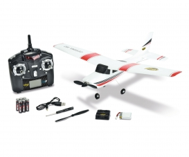 Cessna Micro 2.4G 100% RTF