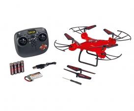 X4 Quadcop.Dragon 330 2.4G 100%RTF rouge