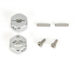 DT03 Alu 12mm Felgenmitnehmer (2) Klemm