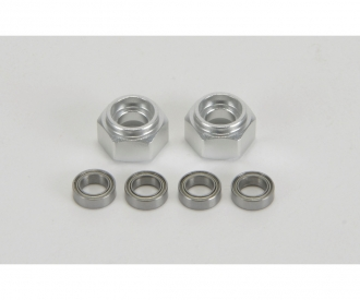 DT03 Alum. 12mm Hex Drive Washer (2) BB