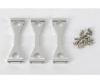 1:14 Alloy Middle Chassis Mount Set (3)