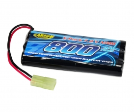 7,2V/800mAh NiMH Power Battery Mini-TAM