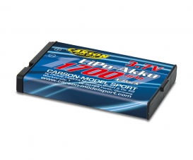 3,7V/1700mAh LiPO Akku Ultimate Touch