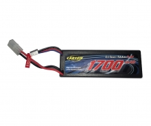 7,4V/1700mAh LiION Race Battery TAM