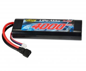 7,4V/3200mAh 25C LiPO accu T-Pl. HC R