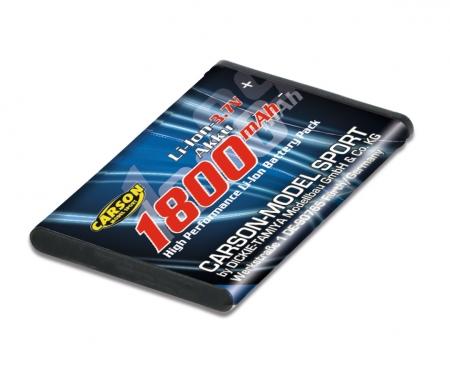 Li-Ion Akku Reflex Pro 3, 1800mAh, 3,7V