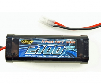 Racing Pack 2100mAh NiMH 7,2V