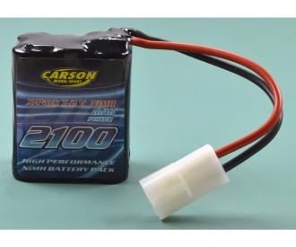 Accu Pack CV-10 Autom. 7,2V/2100mAh NiMh
