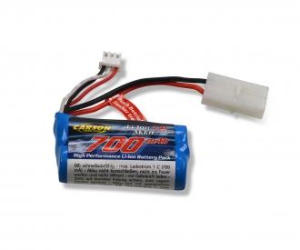 FD Ersatzakku Li-Ion 7,4V/700mAh