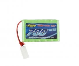 7,2V/700mAh NiMH accu rem Race Shark TAM