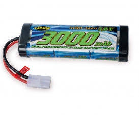 7,2V/3000mAh NiMH Race Battery TAM